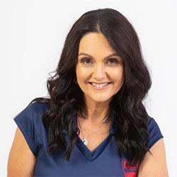 Robynn Pym - Netball coach