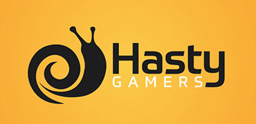 Hasty Gamers logo