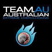 Team Australia Overclocking logo